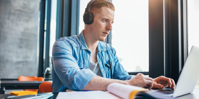 Academic Preparation Online Hero