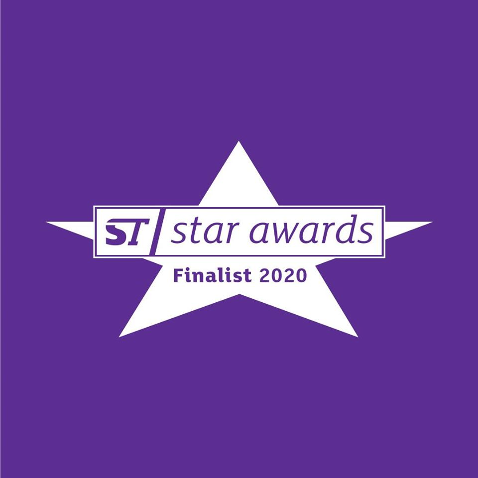 ST Star Award Finalist 2020