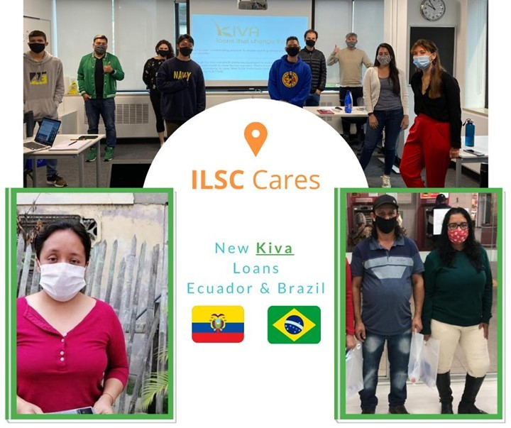 ILSC Cares New Kiva Loans