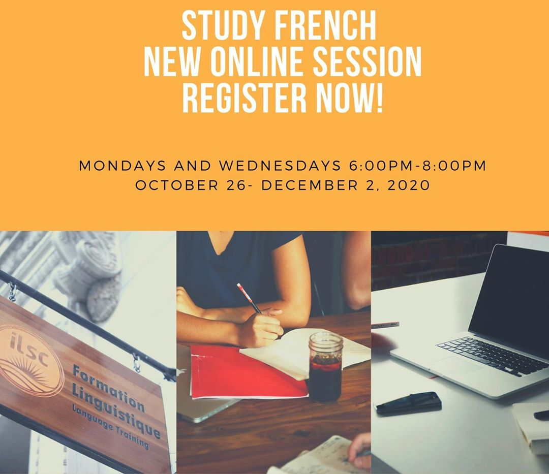 Study French New Online French Session