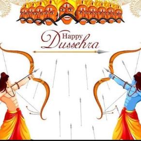 New Delhi Happy Dussehra