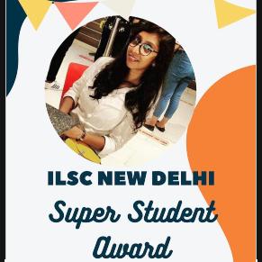 New Delhi Super Student Roselin