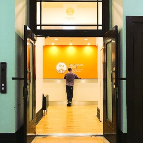 ilsc-brisbane-entrance-corridor