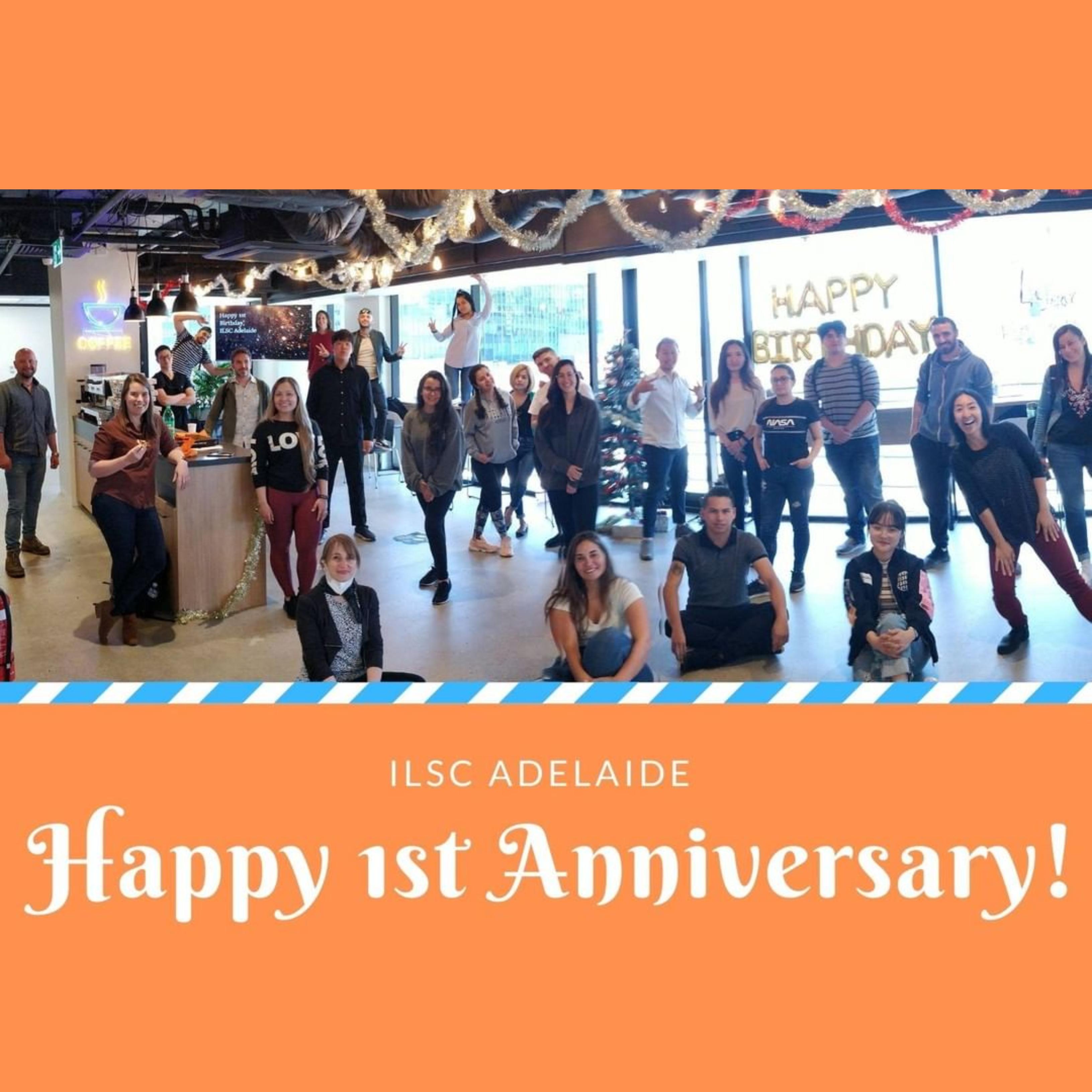 ilsc-greystone-college-happy-1st-anniversary