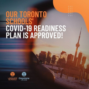 ilsc-greystone-college-toronto-schools-covid19-readiness-plan-approved-announcement
