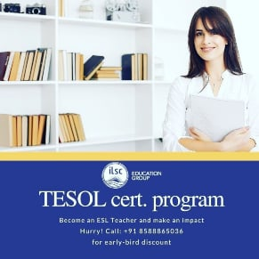 ilsc-newdelhi-offers-tesol-certificate-program