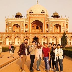 ilsc-newdelhi-students-activity-incredible-india
