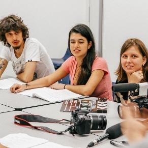 ilsc-vancouver-english-through-film-making-class