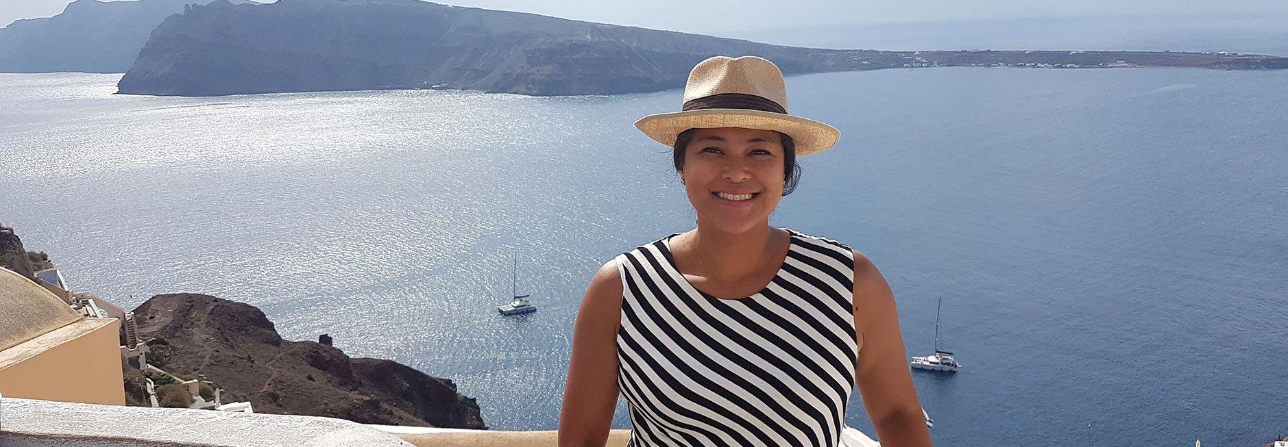 Mardy Arenas, Director Vancouver ILSC & Greystone College