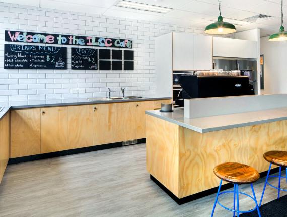 ILSC Cafe