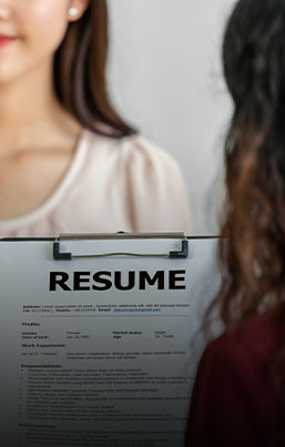 Enhance your resume