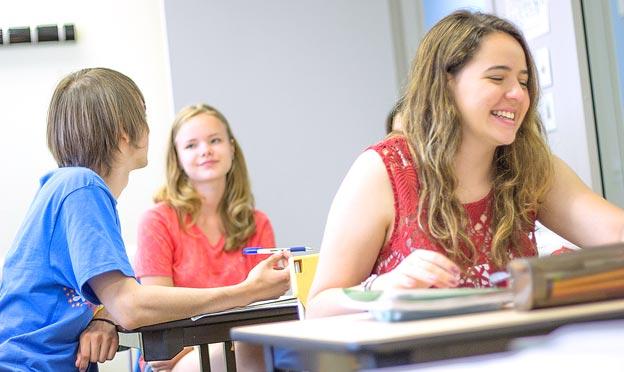 ILSC High School Program: Foundation Year