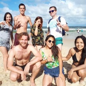 ilsc-brisbane-students-activity-gold-coast