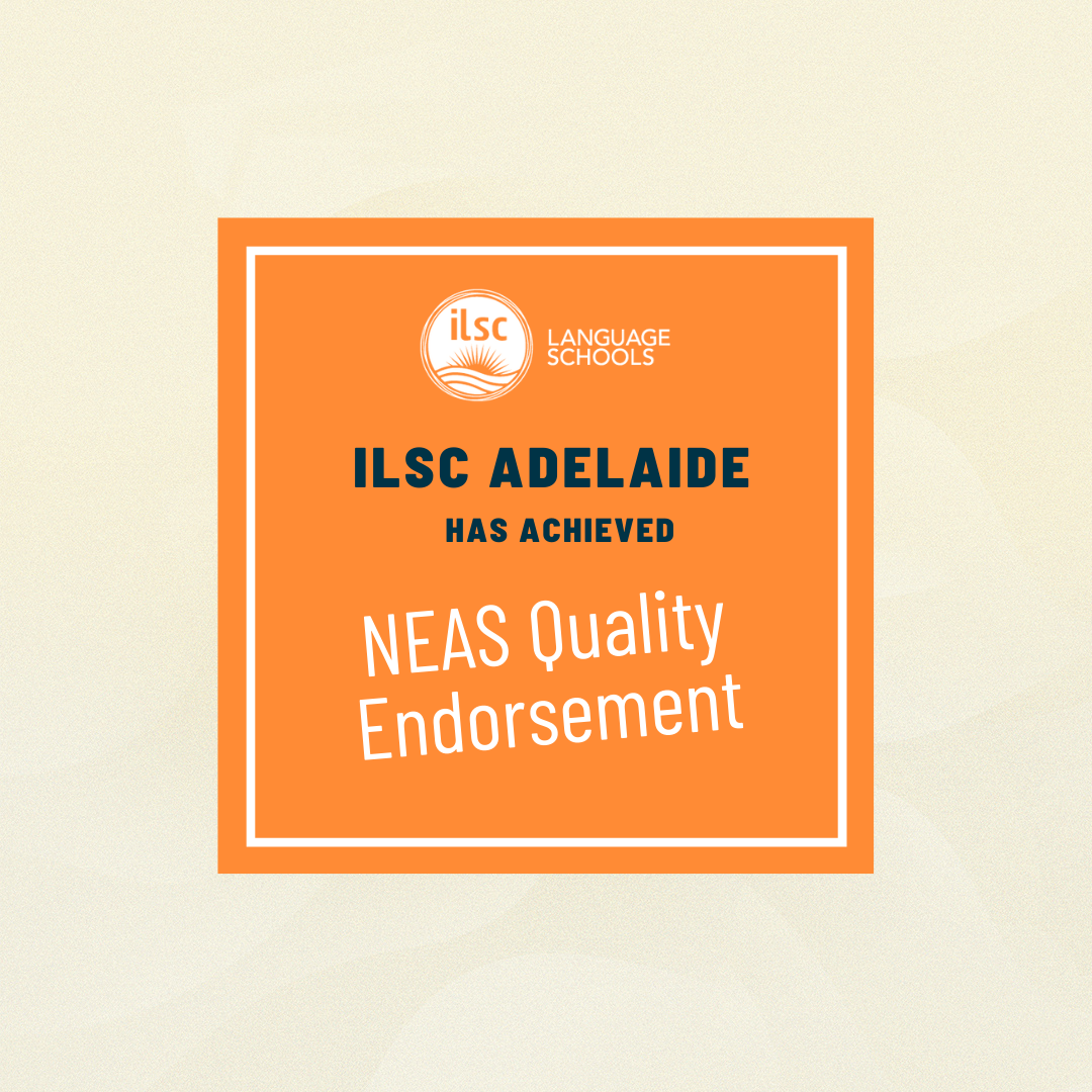 ILSC Adelaide Neas Endorsement