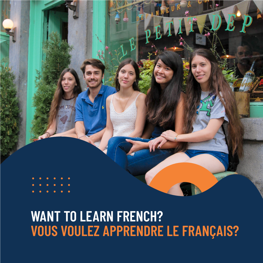 Want to Learn French at ILSC Montréal